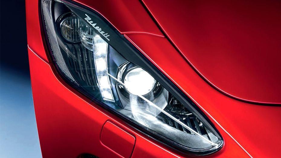 Maserati Granturismo 2019 Exterior 008