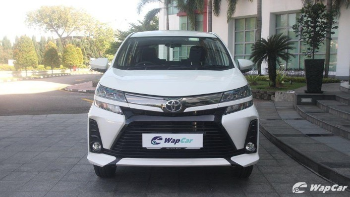 Toyota Avanza 2019 Exterior 002