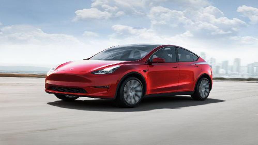 Tesla Model 3 2019 Exterior 001
