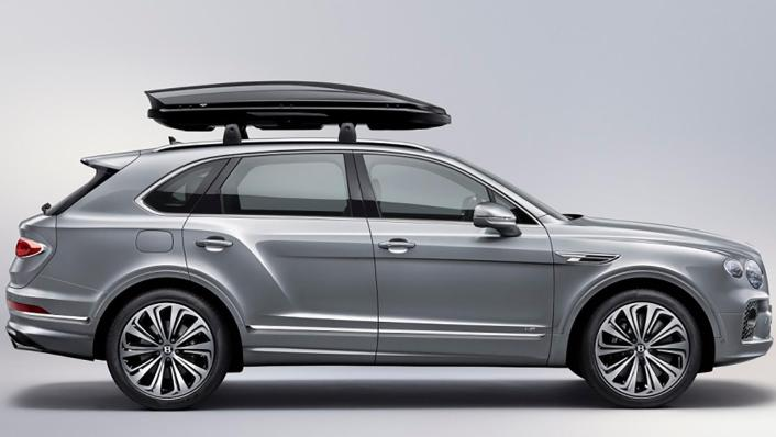 Bentley Bentayga 2019 Exterior 010