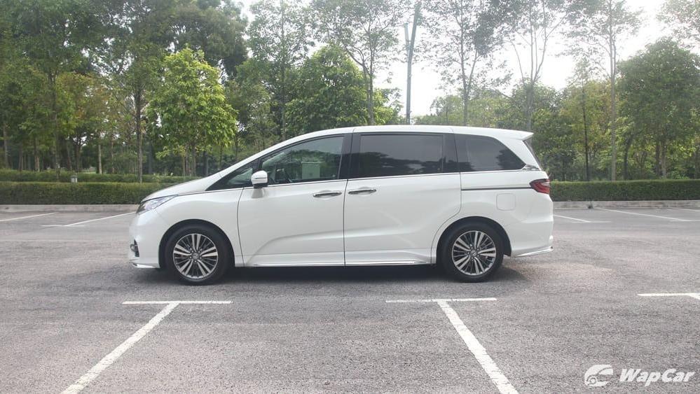 Honda Odyssey 2019 Exterior 007