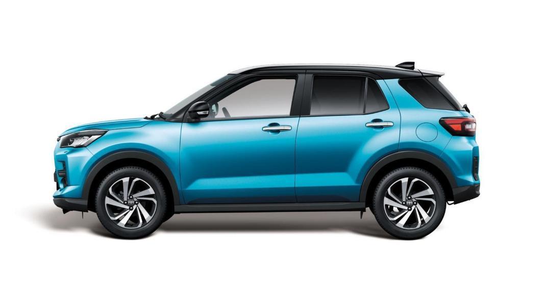 2021 Toyota Raize Exterior 071