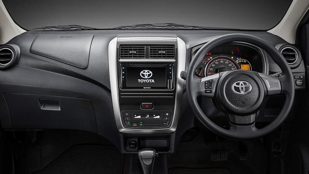 Toyota Agya 2020 Interior 001