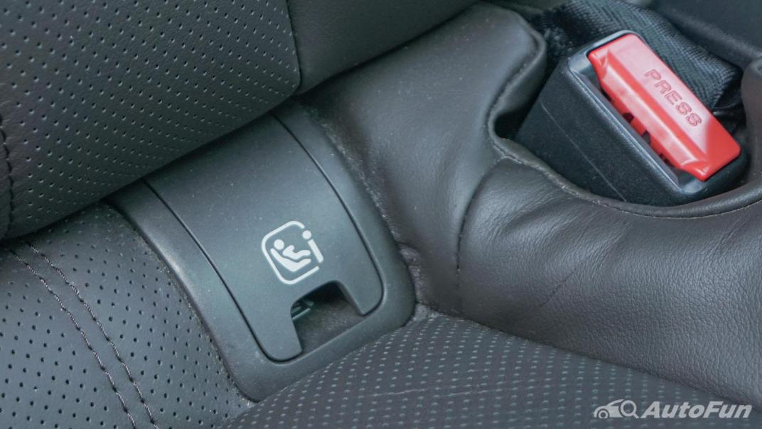 Mazda 6 Elite Estate Interior 059