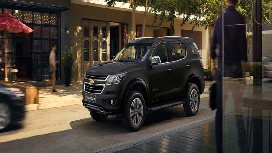 Chevrolet Trailblazer 2019 Exterior 002