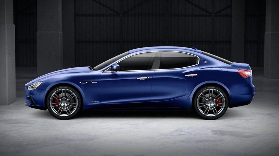 Maserati Ghibli 2019 Exterior 011