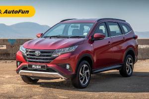 Cari Tahu Biaya Perawatan Toyota Rush 2021 Sebelum Meminangnya