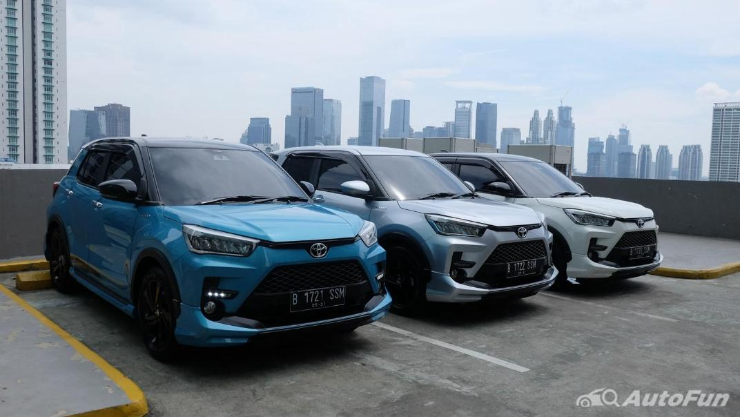 2021 Toyota Raize Exterior 031