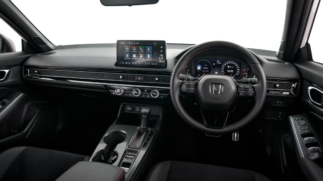 2022 Honda Civic Upcoming Version Interior 003