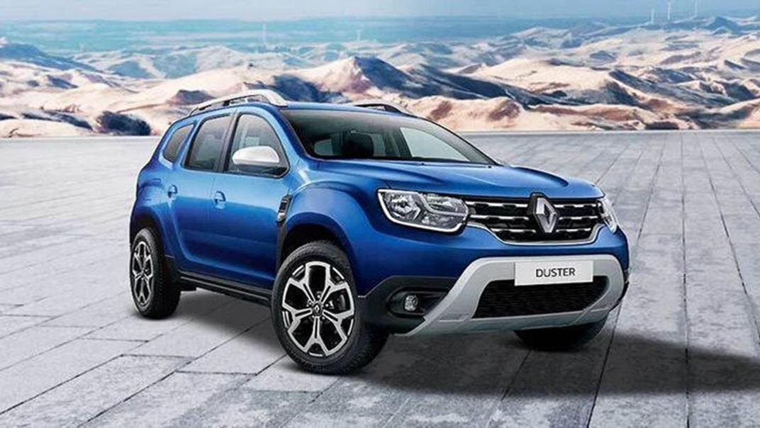 Renault Duster 2019 Exterior 005