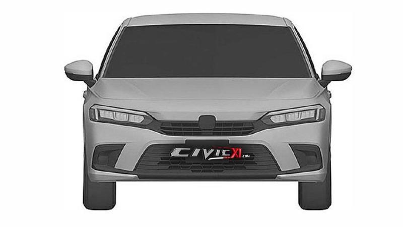 Bocoran Desain All New Honda Civic 2022, Lebih Elegan dan Jadi Sedan Sesungguhnya 02