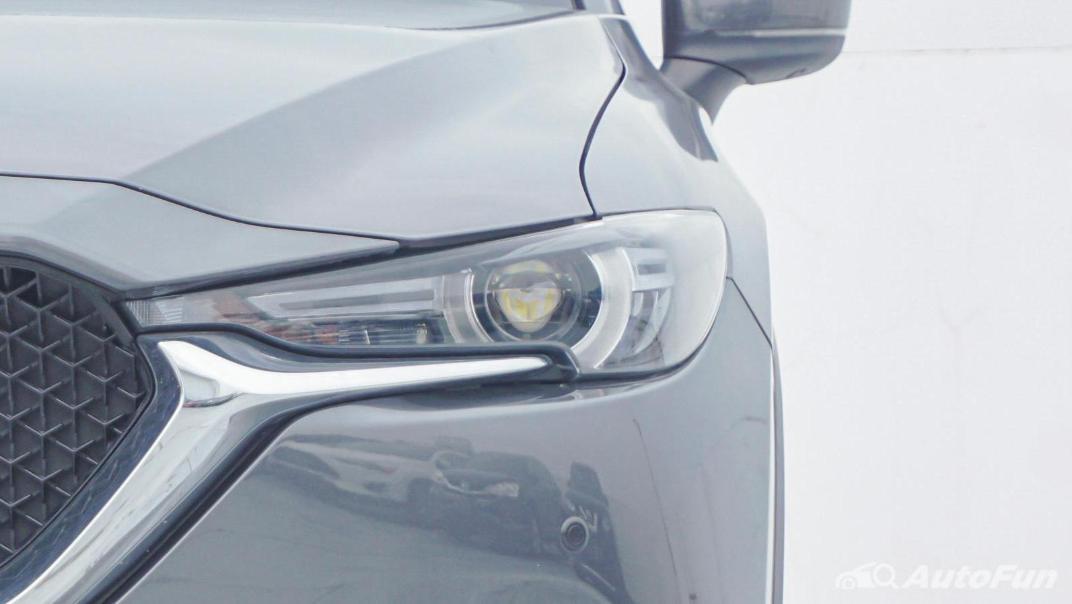 Mazda CX 5 Elite Exterior 014