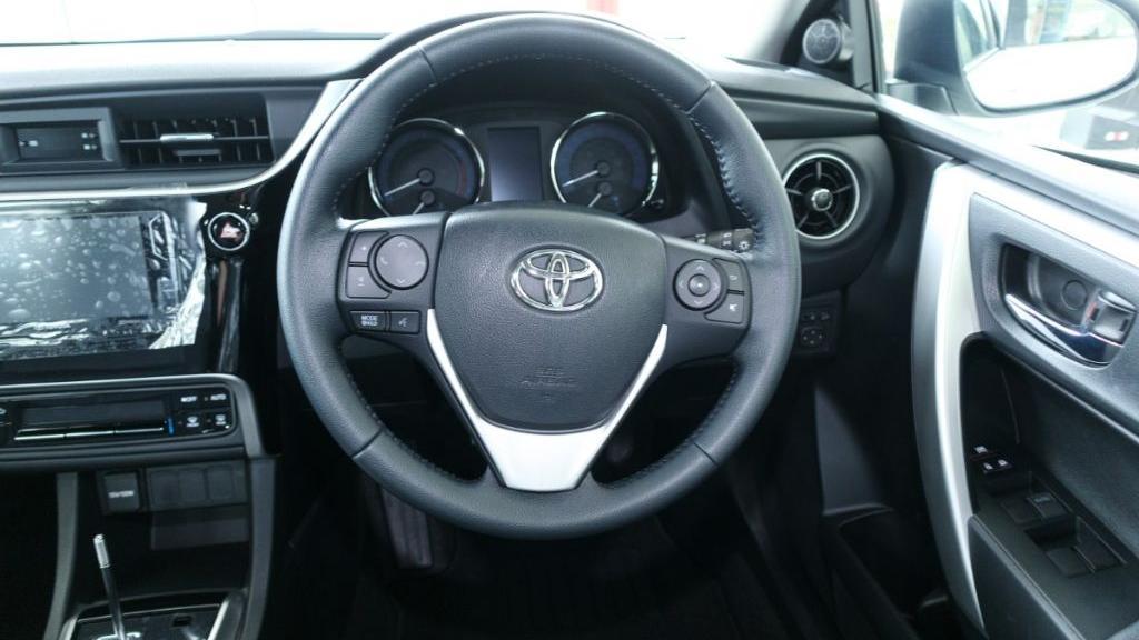 Toyota Corolla Altis 2019 Interior 119