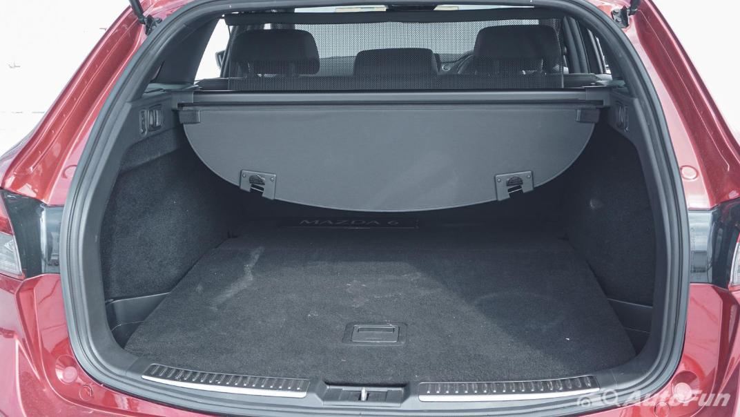 Mazda 6 Elite Estate Interior 084
