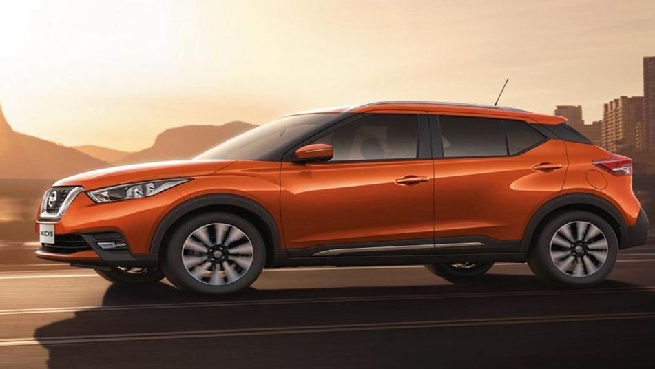 Nissan Kicks 2020 2019 Exterior 001