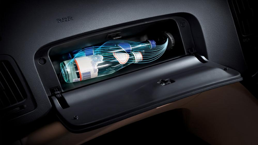 Hyundai H1 2019 Interior 005