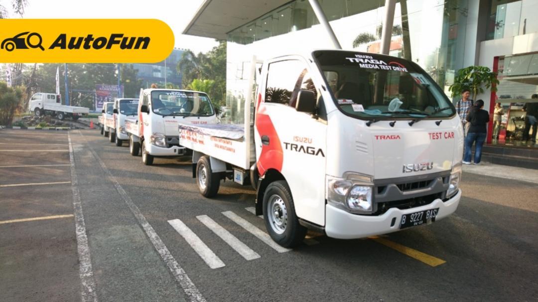 FAQ Isuzu Traga: Adopsi Mesin Isuzu Panther, Apakah Bisa Lebih Unggul di Segmen Pick-Up? 01