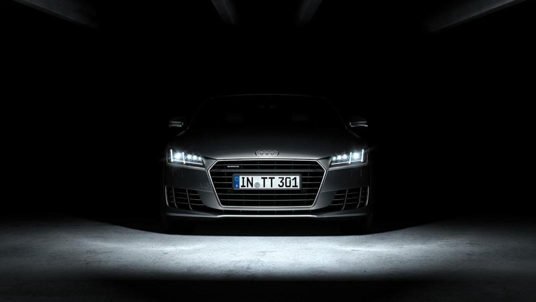 Audi TT Coupe 2019 Exterior 002