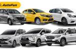 10 Merek Mobil Terlaris Di Indonesia 2020, Mulai Toyota hingga Wuling