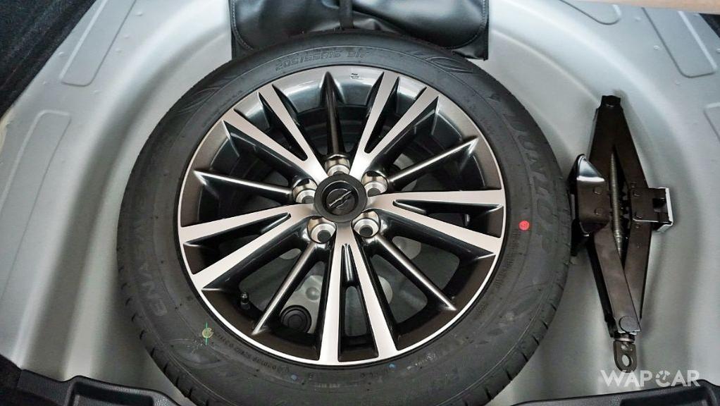 Toyota Corolla Altis 2019 Interior 190