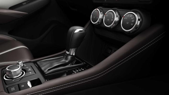 Mazda CX 3 2019 Interior 007