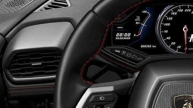 Lamborghini Huracan 2019 Interior 004