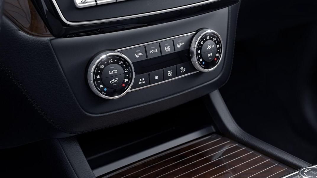 Mercedes-Benz GLS-Class 2019 Interior 004