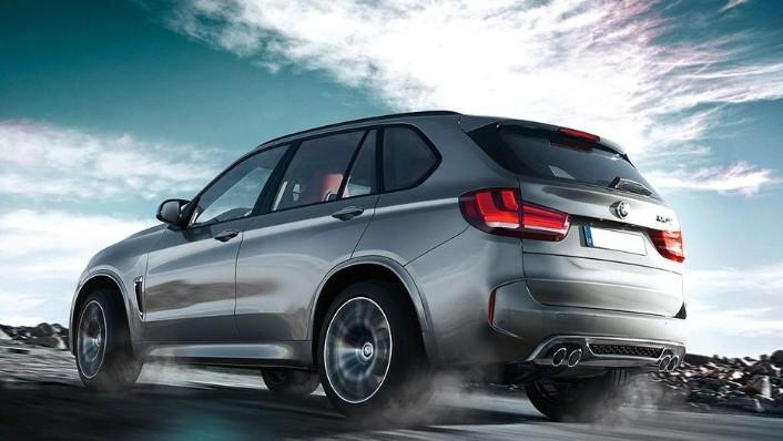 BMW X5 2019 Exterior 004