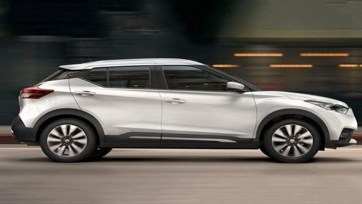 Nissan Kicks 2020 2019 Exterior 005