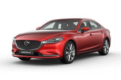 Mazda 6 Elite Sedan