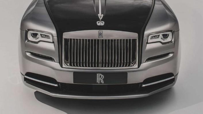 Rolls Royce Wraith 2019 Exterior 010