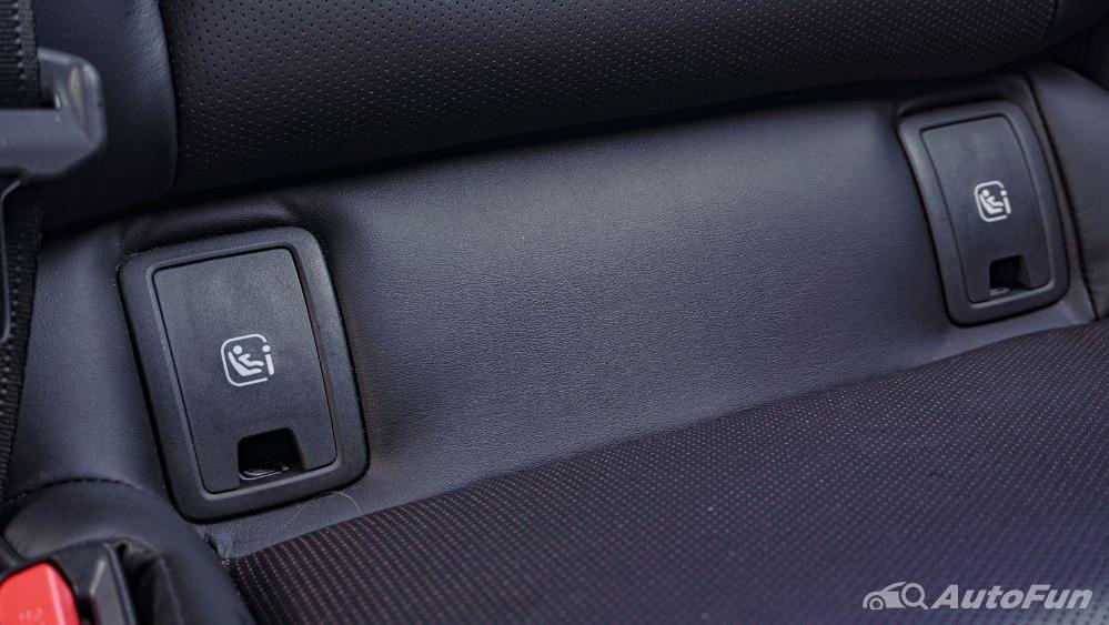 Mazda CX 30 GT Interior 032