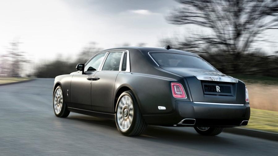 Rolls Royce Phantom 2019 Exterior 003