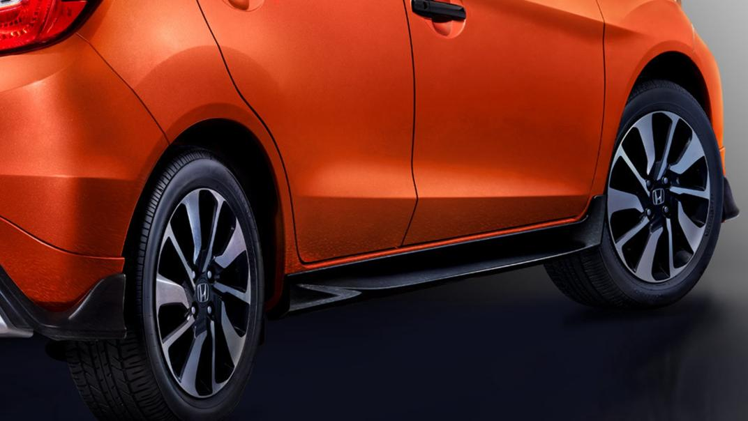 2021 Honda Brio RS M/T Urbanite Edition Exterior 007