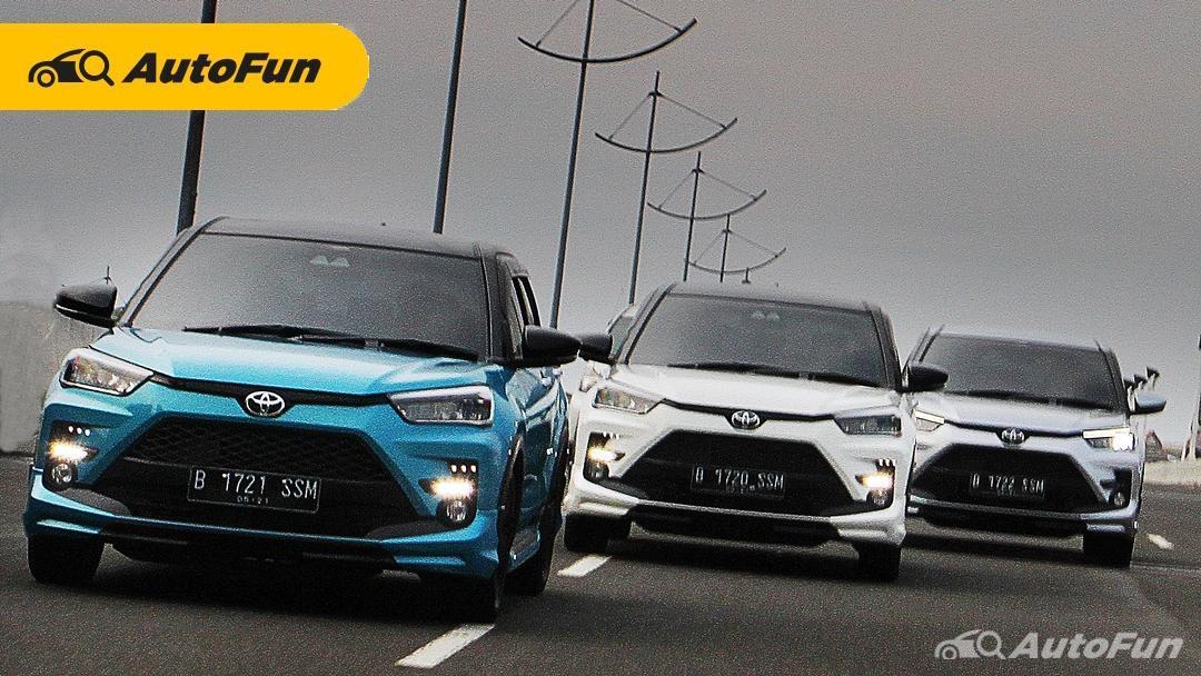 Test Drive Singkat Toyota Raize 1.0T GR Sport CVT: Lincah dan Ganteng, Menggoda Kaum Hawa 01