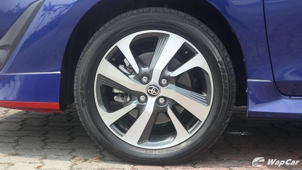 Toyota Vios 2019 Exterior 057
