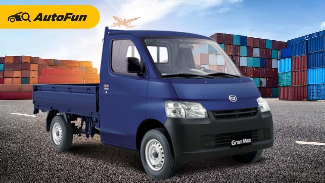 Gran Max PU Jadi Andalan Utama, Hingga Juli 2021 Penjualan Daihatsu Meningkat 30,2% 01