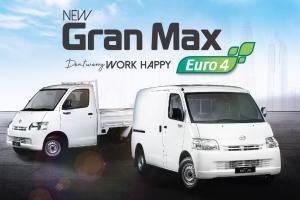 Daihatsu Gran Max di Malaysia Sudah Pakai Mesin Terbaru. Berapa Lama Indonesia Akan Menunggu?