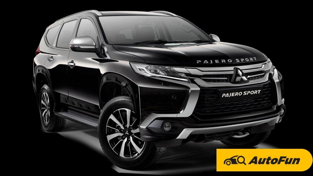Edisi Terbatas Mitsubishi Pajero Sport 2021 Kembali Hadir Pakai Sound System Istimewa Autofun