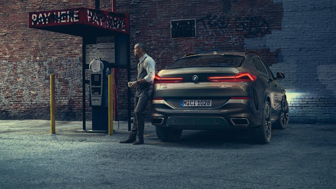 BMW X6 2019 Exterior 010