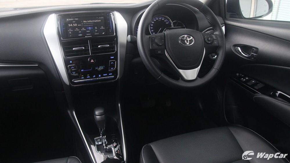 Toyota Vios 2019 Interior 037