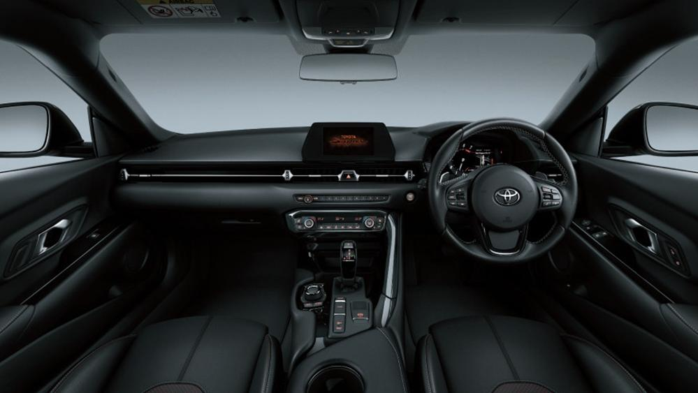 Toyota Supra 2019 Interior 001