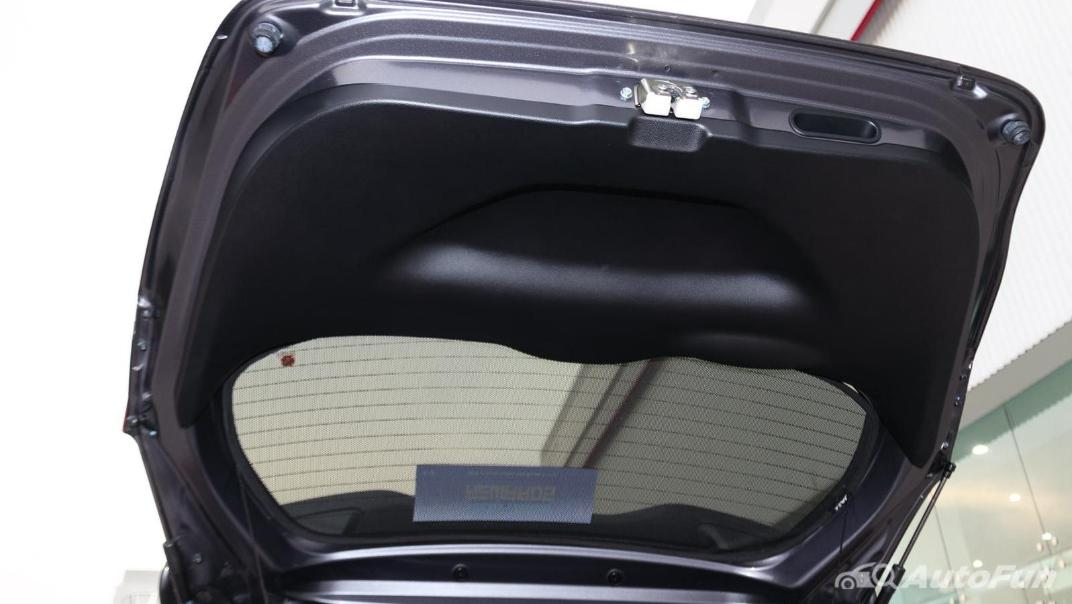 Honda Jazz 2019 Interior 033