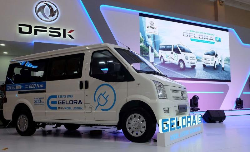 Lihat Deretan Mobil Baru di IIMS Hybrid 2021, Mulai DFSK hingga BMW Siap Unjuk Gigi 02