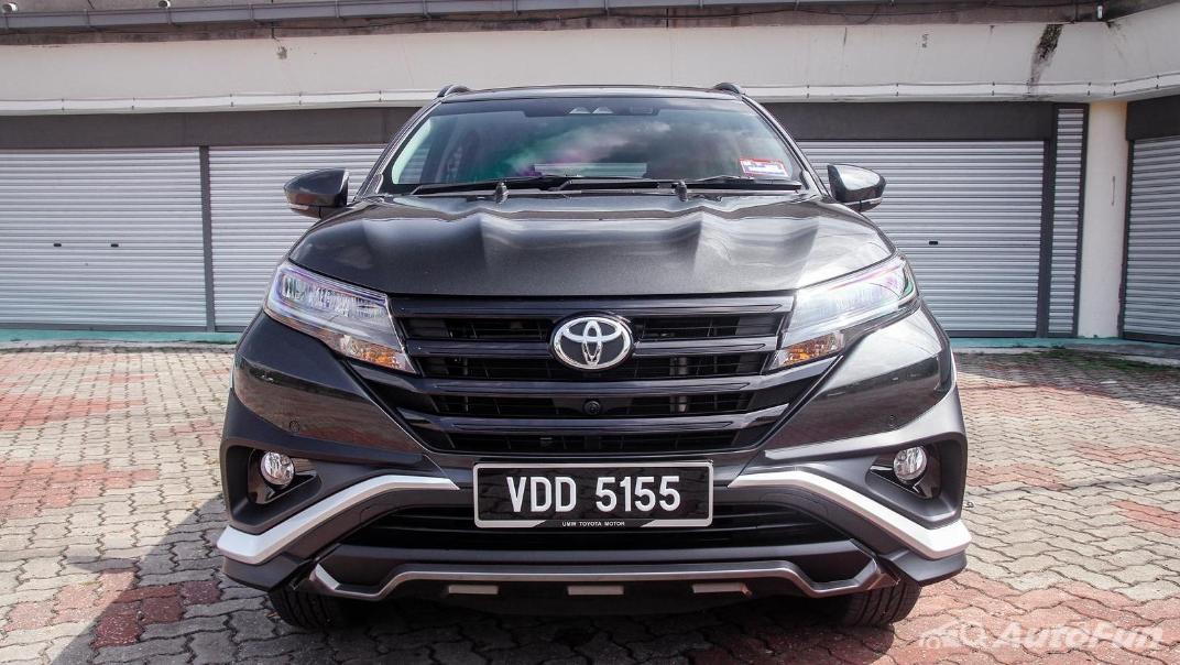 Toyota Rush 2019 Exterior 009