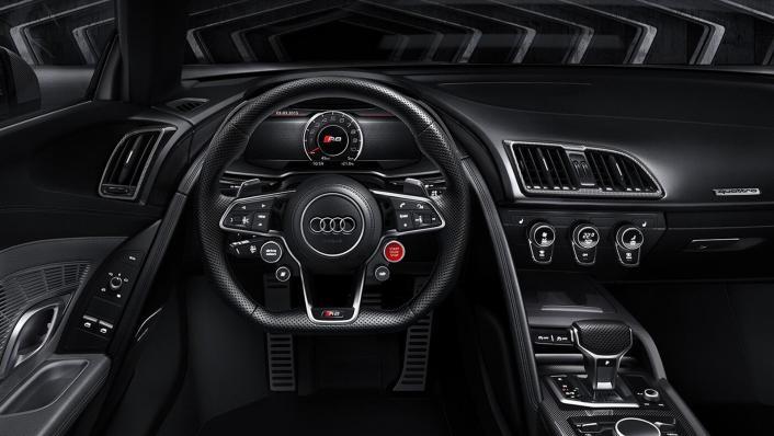 Audi R8 2019 Interior 001