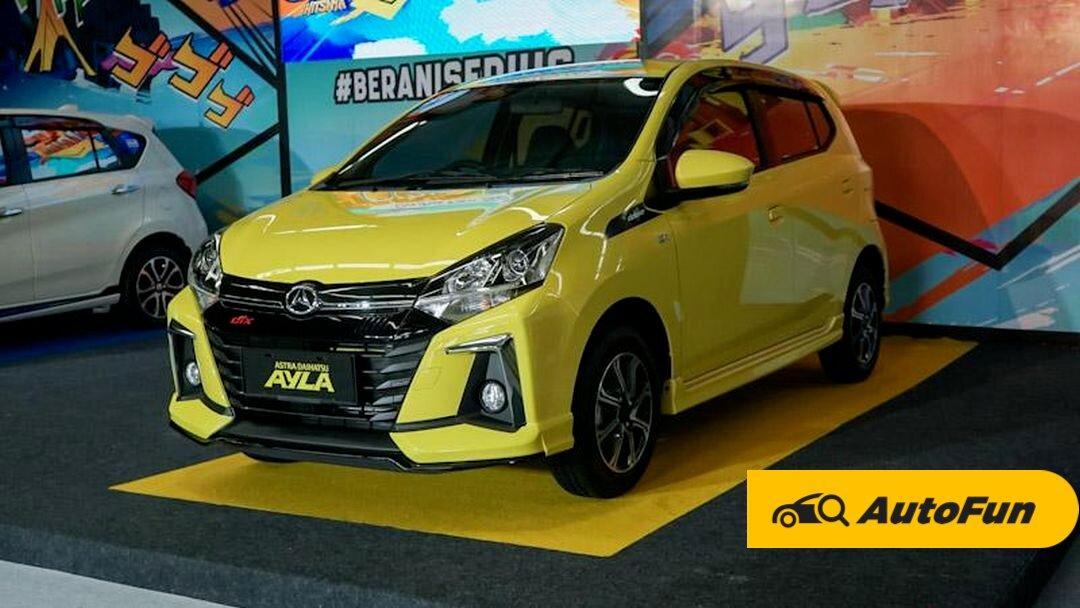 Presiden RI Setujui Skema Pajak Nol Persen Mobil Baru, Harga Daihatsu Ayla 2021 Bisa Makin Murah? 01