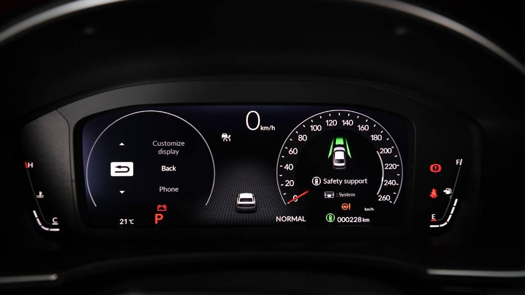 2022 Honda Civic Upcoming Version Interior 022