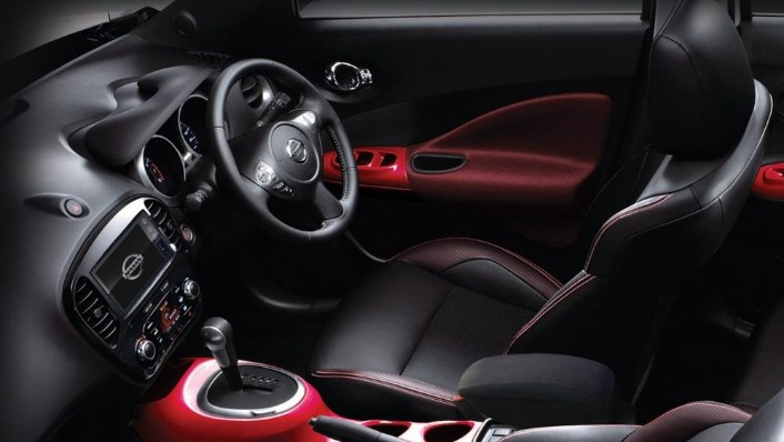 Nissan Juke 2019 Interior 002