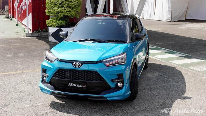 2021 Toyota Raize Exterior 002